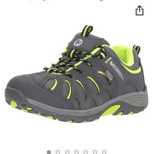 Merrell hiking outdoors shoes
